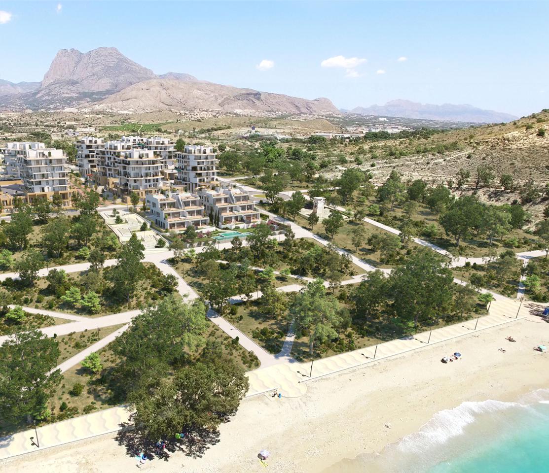 Doce exclusivas viviendas en primera línea del mar en villajoyosa - imagenInmueble1