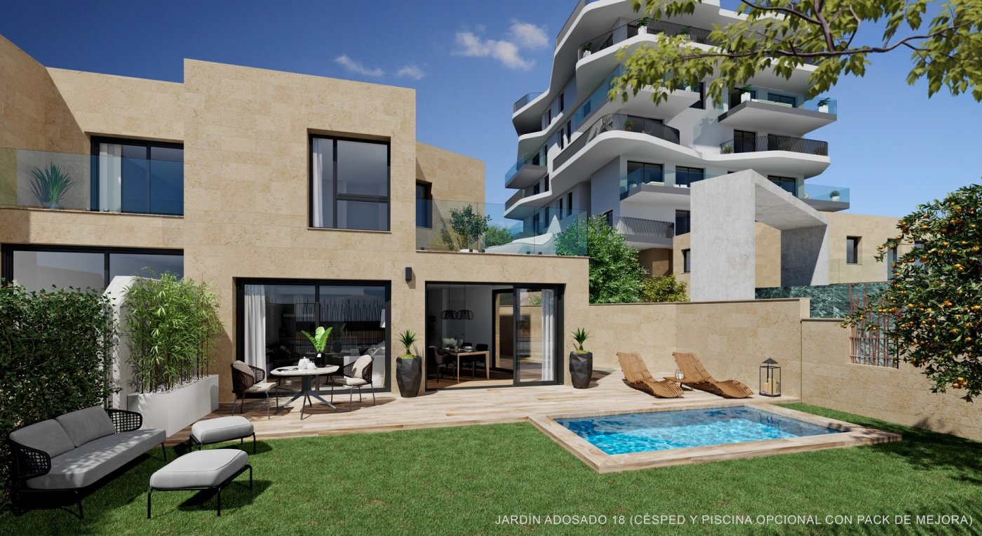 Doce exclusivas viviendas en primera línea del mar en villajoyosa - imagenInmueble3