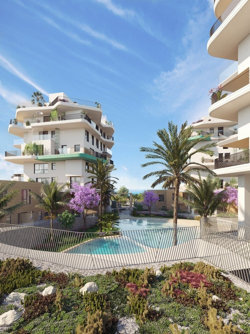 Doce exclusivas viviendas en primera línea del mar en villajoyosa - imagenInmueble2