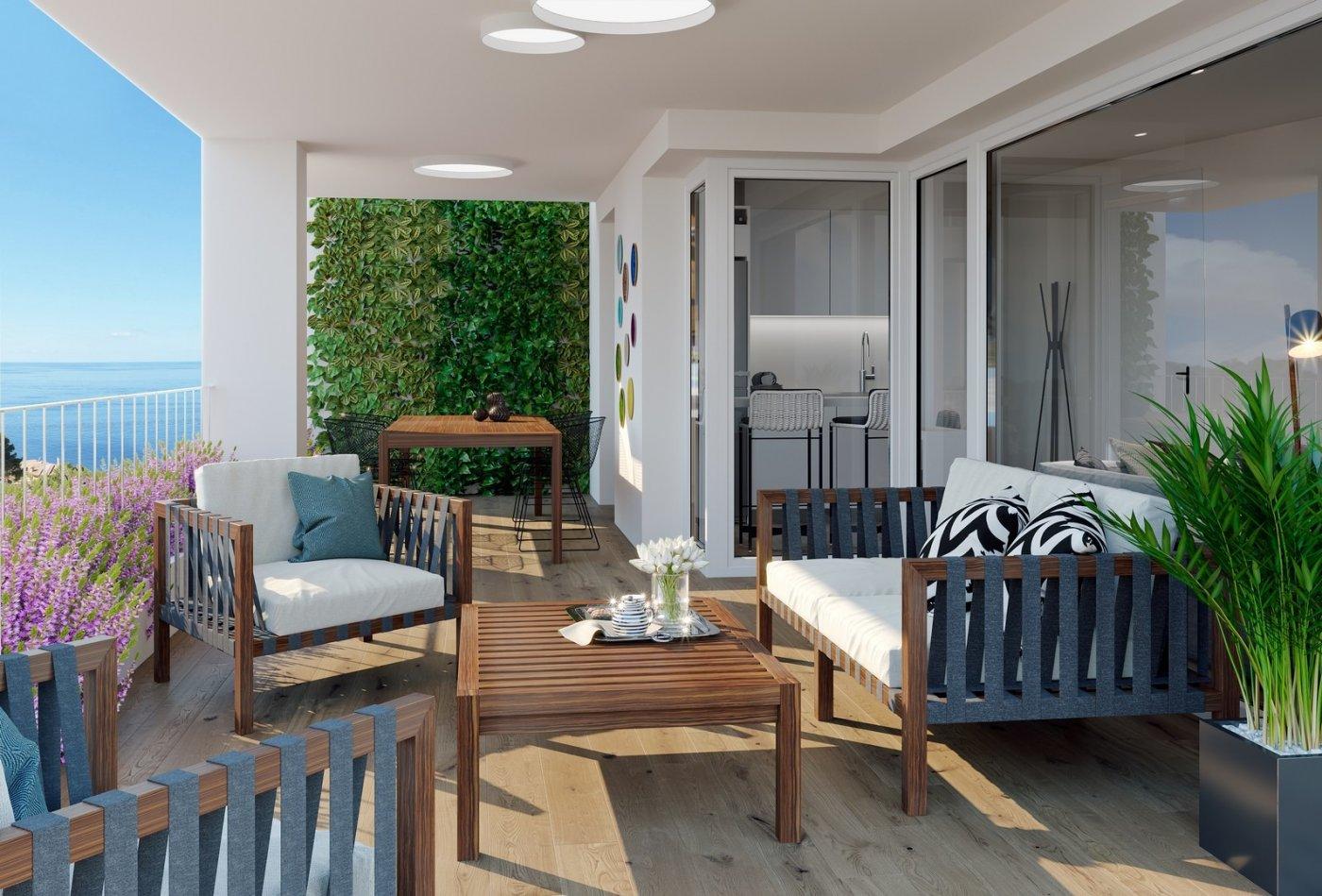 Doce exclusivas viviendas en primera línea del mar en villajoyosa - imagenInmueble4