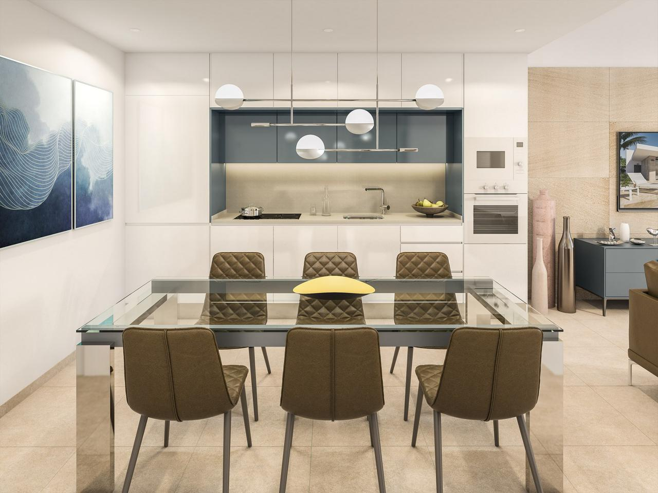 Villas pareadas de obra nueva con piscina opcional - imagenInmueble1