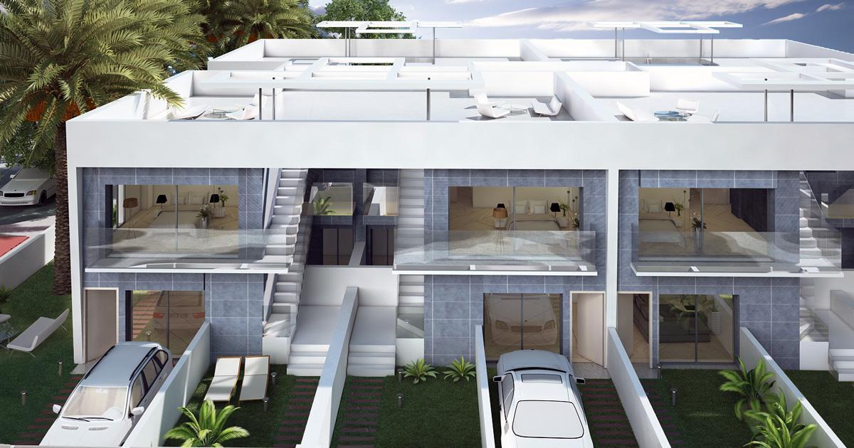 Nuevo concepto de vivienda en una sola planta con diferentes opciones de distribución - imagenInmueble19