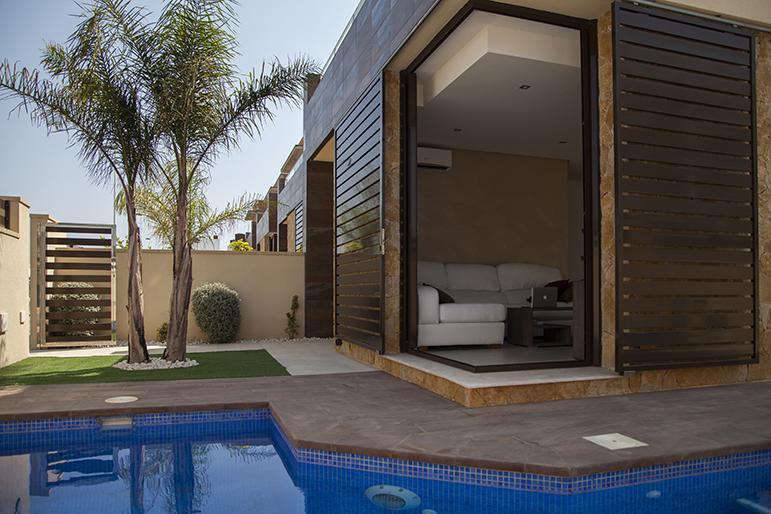 Promoción de villas de obra nueva a 750 m de la playa en lo pagán - imagenInmueble9