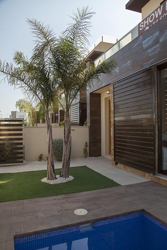 Promoción de villas de obra nueva a 750 m de la playa en lo pagán - imagenInmueble4
