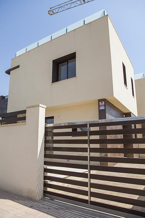Promoción de villas de obra nueva a 750 m de la playa en lo pagán - imagenInmueble8