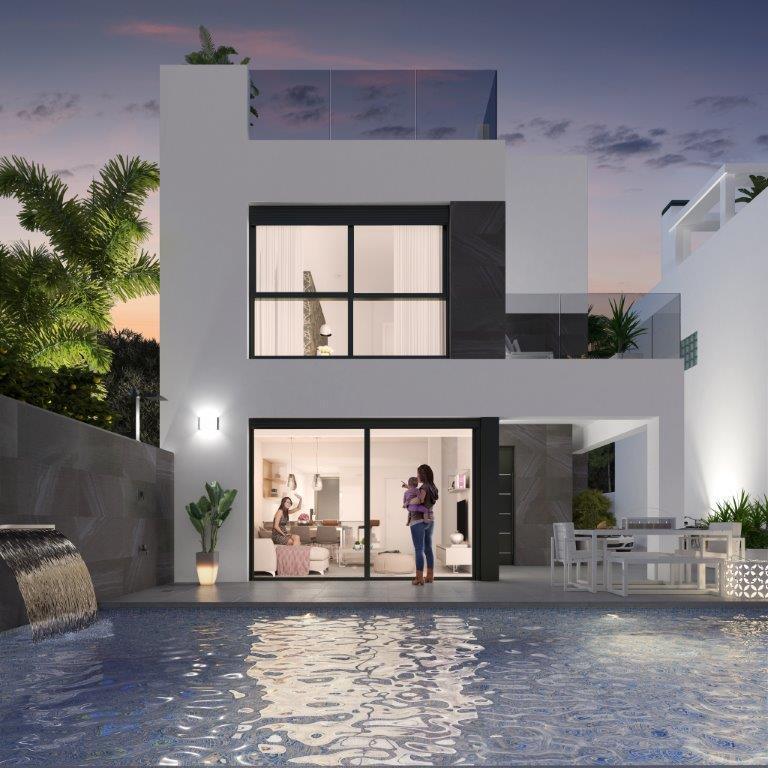 Venta de villa en orihuela costa - imagenInmueble1
