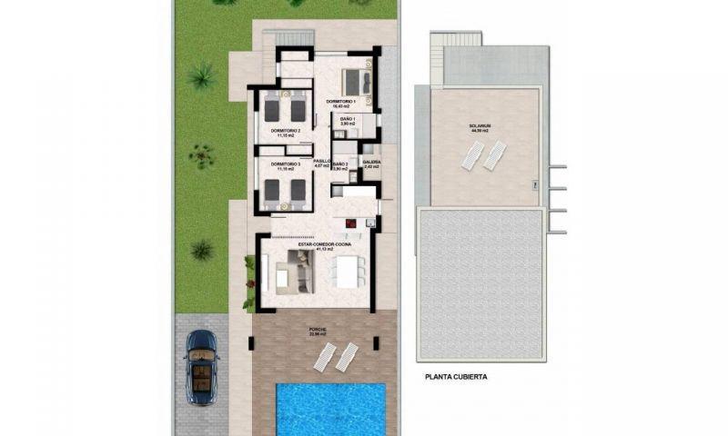 Venta de villa en torrevieja - imagenInmueble21