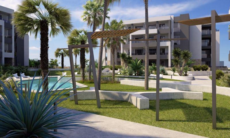 Residencial privado de apartamentos junto a golf villamartín (orihuela costa). - imagenInmueble9