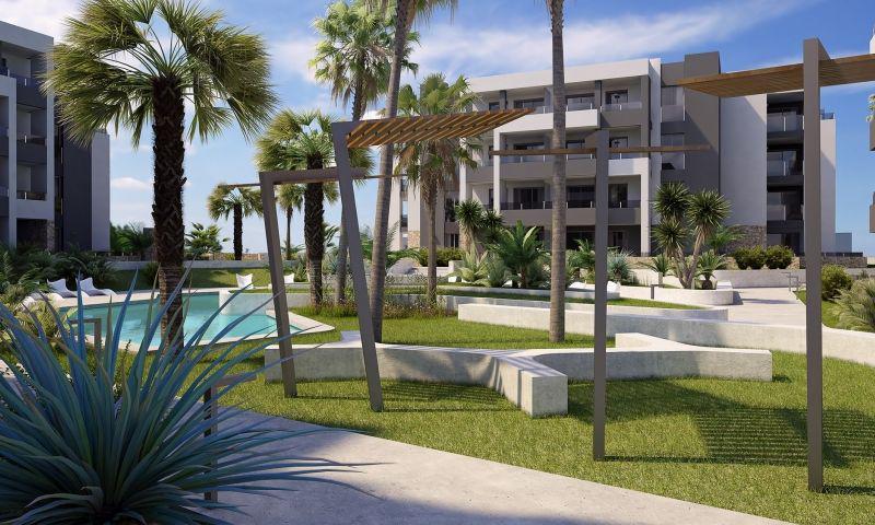 Residencial privado de apartamentos junto a golf villamartín (orihuela costa). - imagenInmueble10