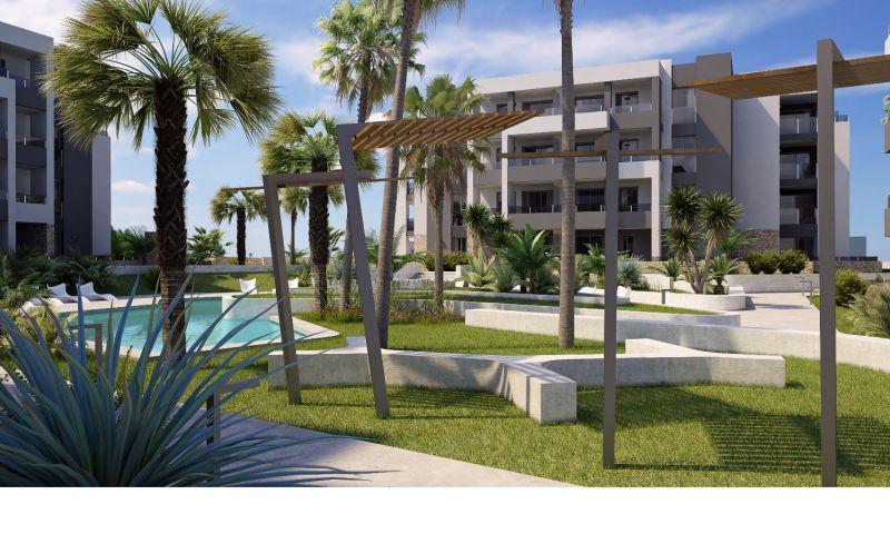 Residencial privado de apartamentos junto a golf villamartín (orihuela costa). - imagenInmueble1