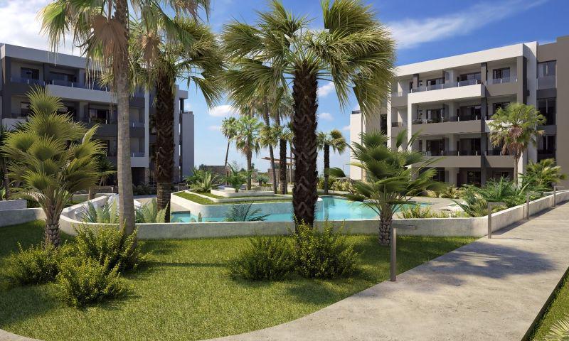Residencial privado de apartamentos junto a golf villamartín (orihuela costa). - imagenInmueble2