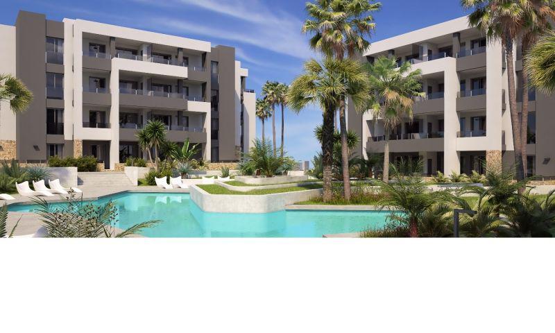Residencial privado de apartamentos junto a golf villamartín (orihuela costa). - imagenInmueble6