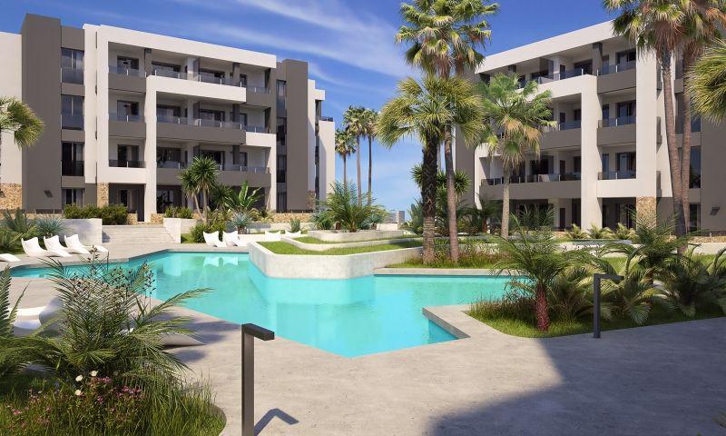Residencial privado de apartamentos junto a golf villamartín (orihuela costa). - imagenInmueble8