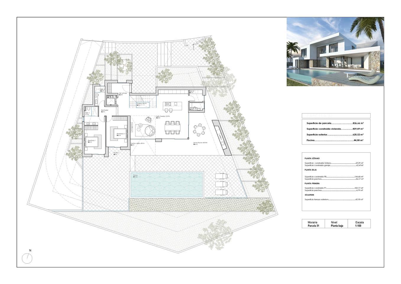 Venta de villa en teulada - imagenInmueble4
