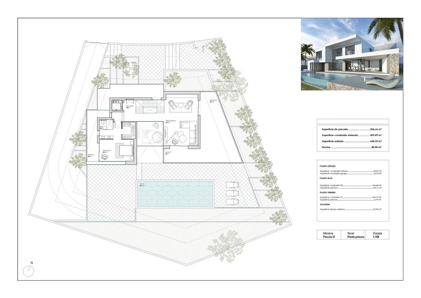 Venta de villa en teulada - imagenInmueble5