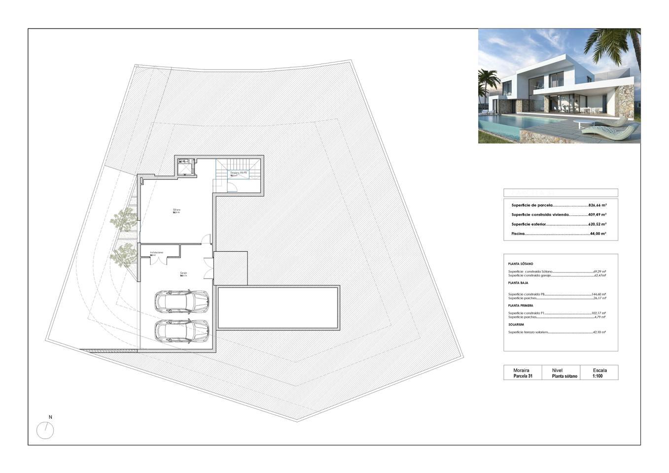 Venta de villa en teulada - imagenInmueble7