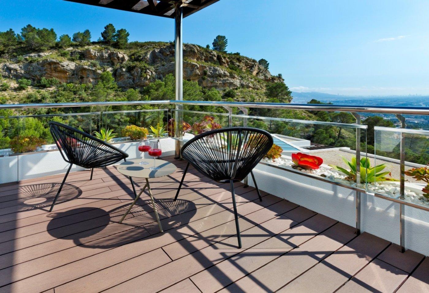 Villa de obra nueva en altea con vistas al mar!!! - imagenInmueble0