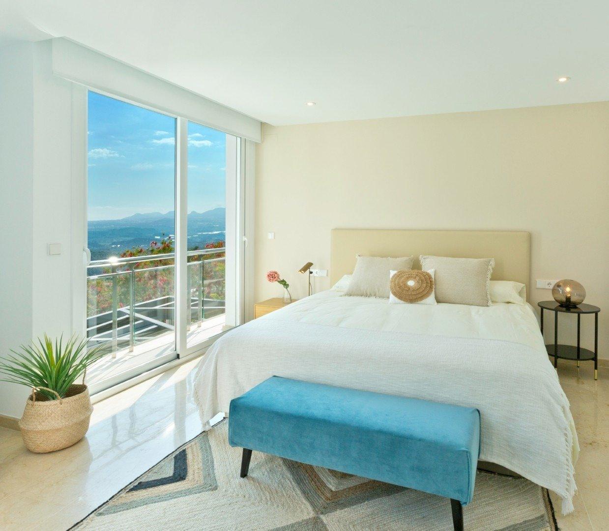 Villa de obra nueva en altea con vistas al mar!!! - imagenInmueble10