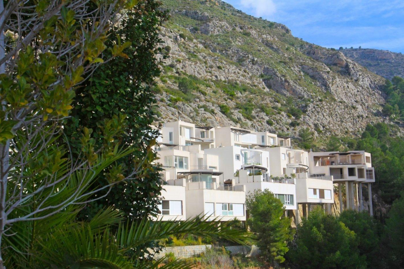 Villa de obra nueva en altea con vistas al mar!!! - imagenInmueble15