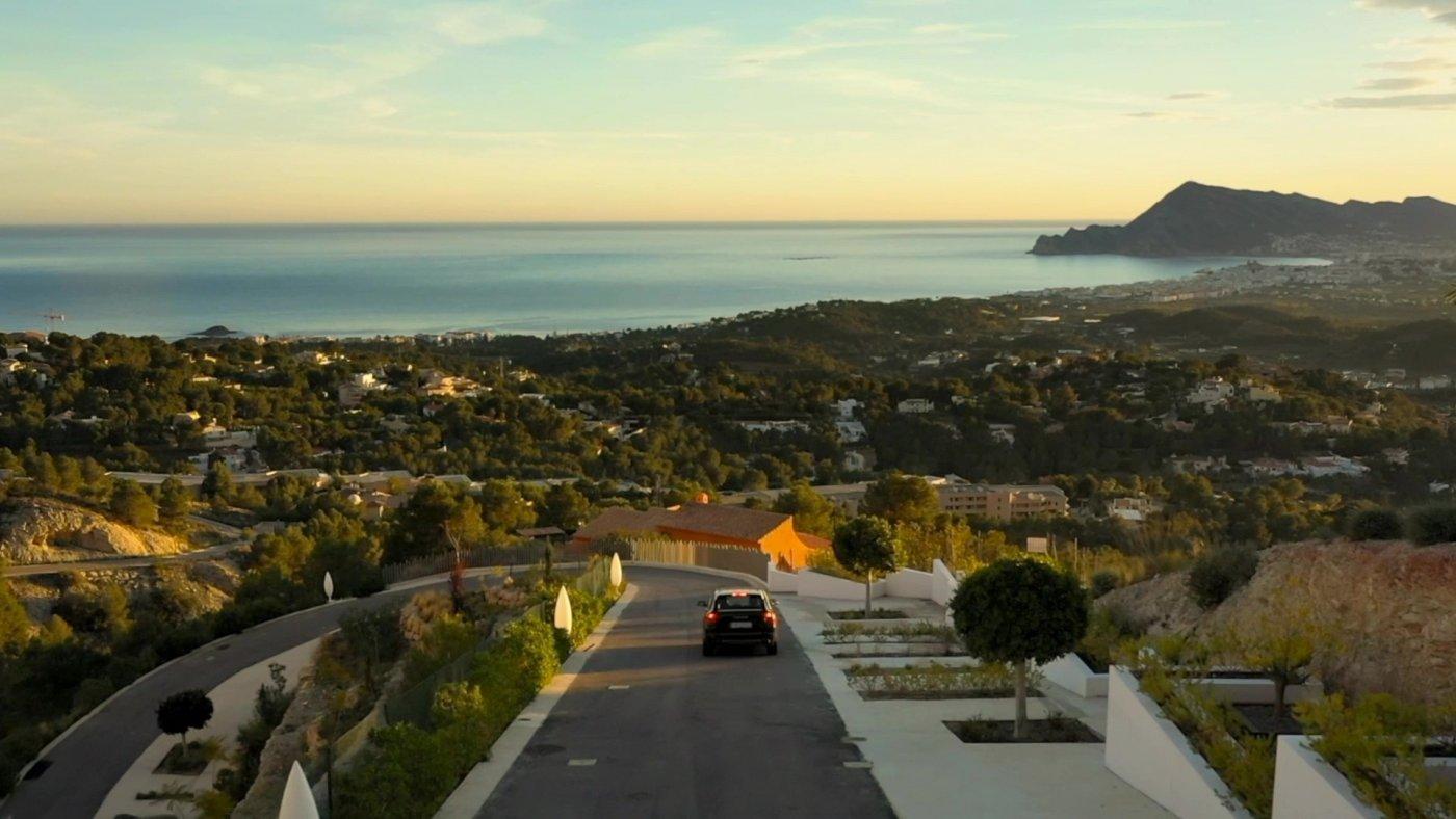 Villa de obra nueva en altea con vistas al mar!!! - imagenInmueble18