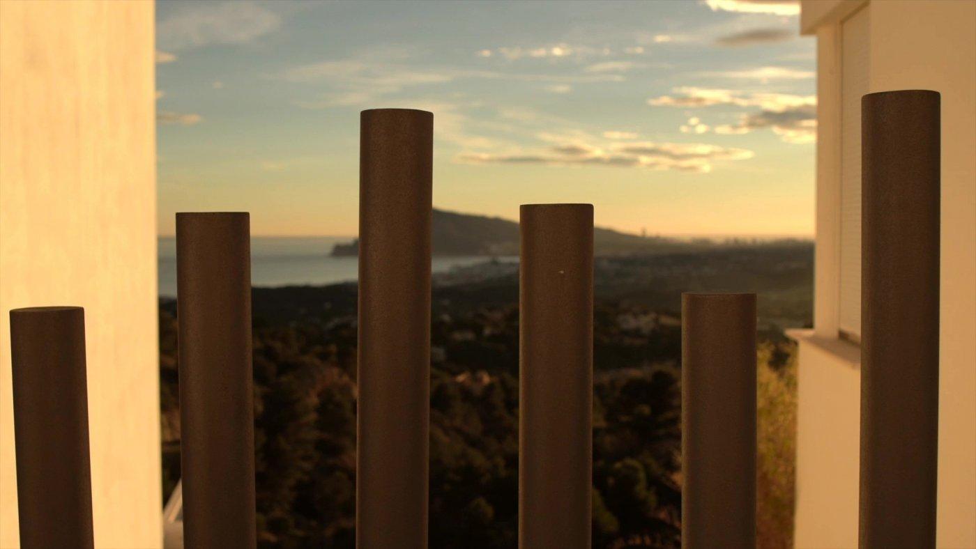 Villa de obra nueva en altea con vistas al mar!!! - imagenInmueble24