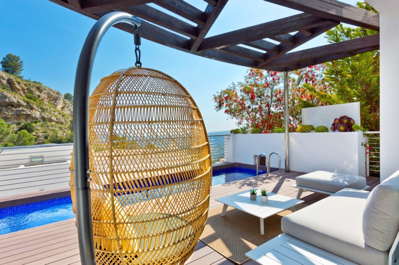 Villa de obra nueva en altea con vistas al mar!!! - imagenInmueble2