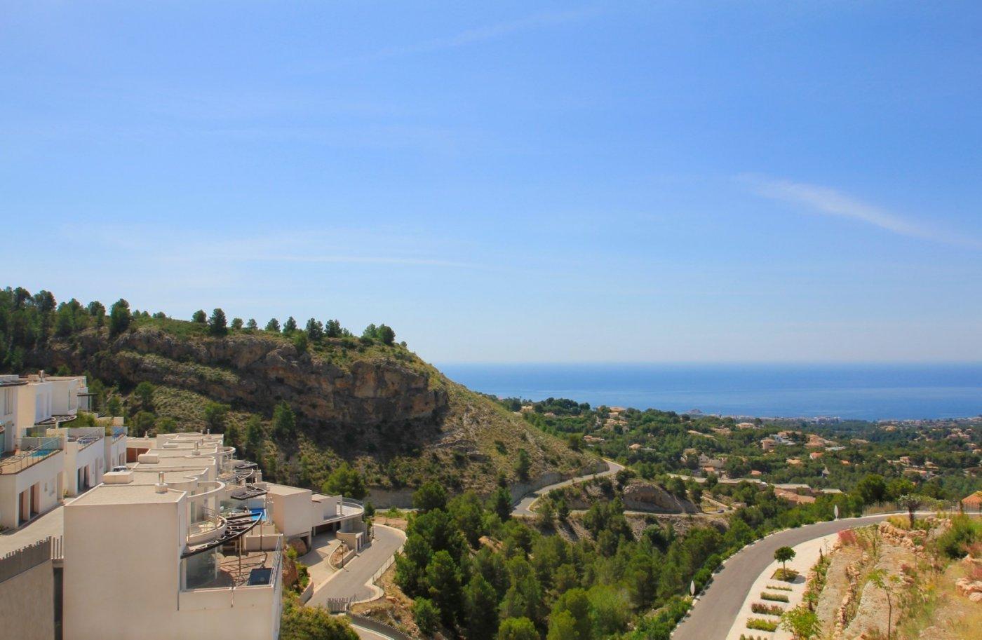 Villa de obra nueva en altea con vistas al mar!!! - imagenInmueble3