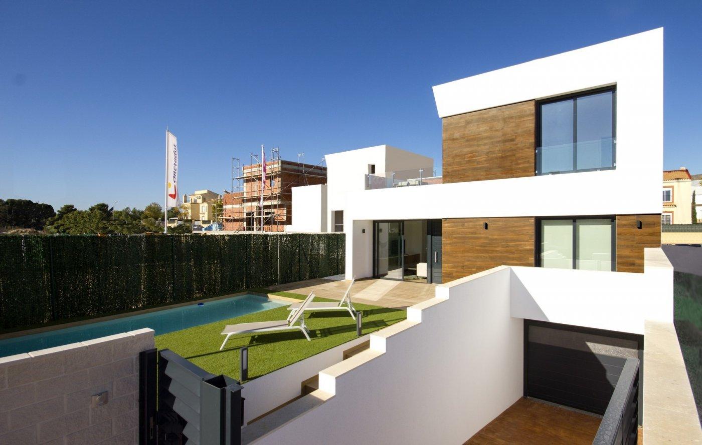 Villa privada andando a playa! ubicado en el campello a 600 m de la playa de l´amerador. - imagenInmueble26