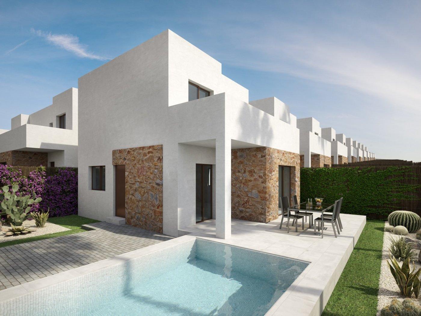 Nuevas villas pareadas e independientes en orihuela costa !!! - imagenInmueble0