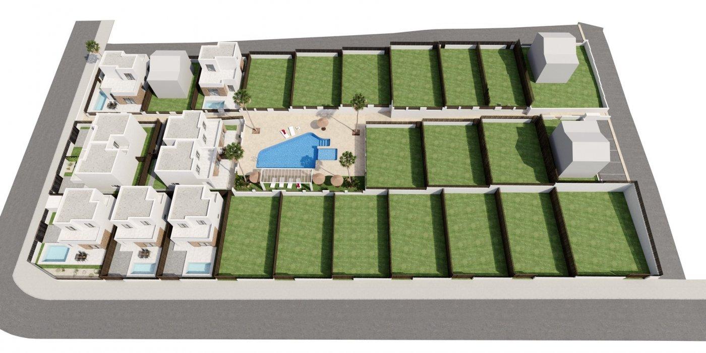 Nuevas villas pareadas e independientes en orihuela costa !!! - imagenInmueble9