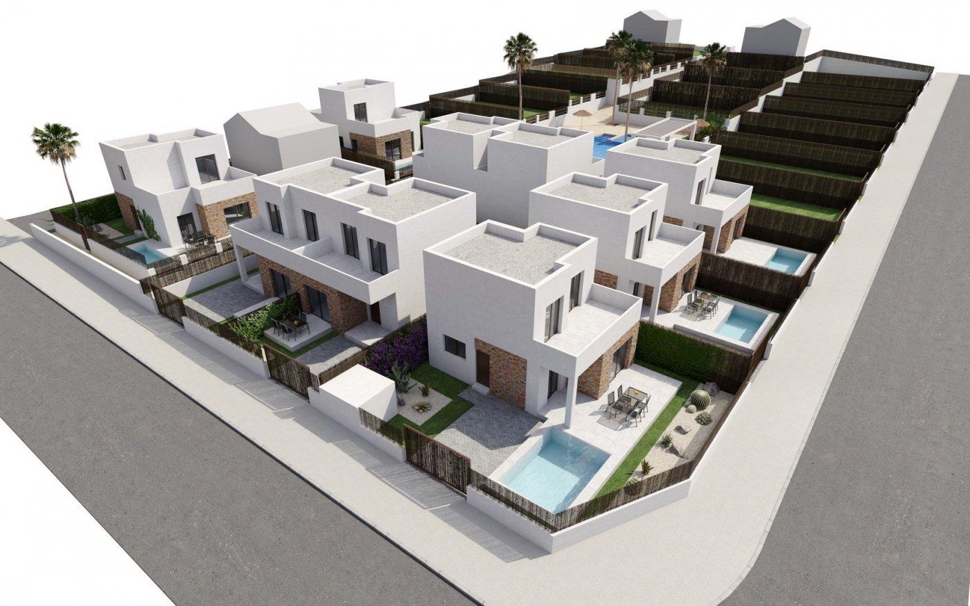 Nuevas villas pareadas e independientes en orihuela costa !!! - imagenInmueble10