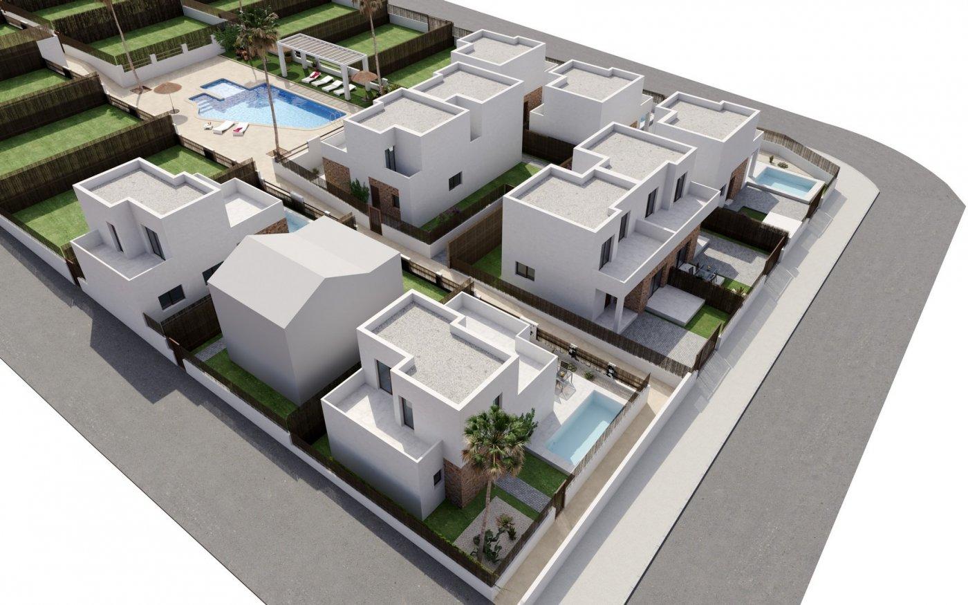 Nuevas villas pareadas e independientes en orihuela costa !!! - imagenInmueble11