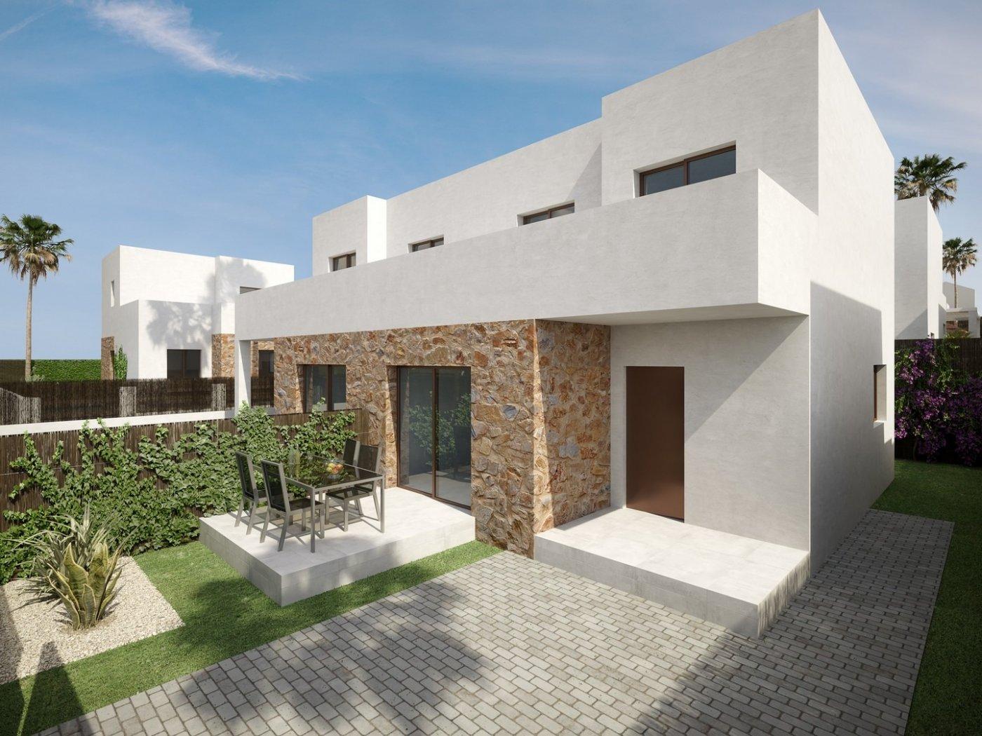 Nuevas villas pareadas e independientes en orihuela costa !!! - imagenInmueble12