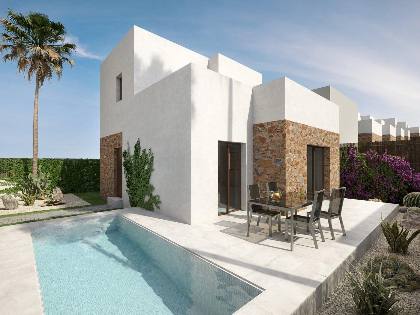 Nuevas villas pareadas e independientes en orihuela costa !!! - imagenInmueble13