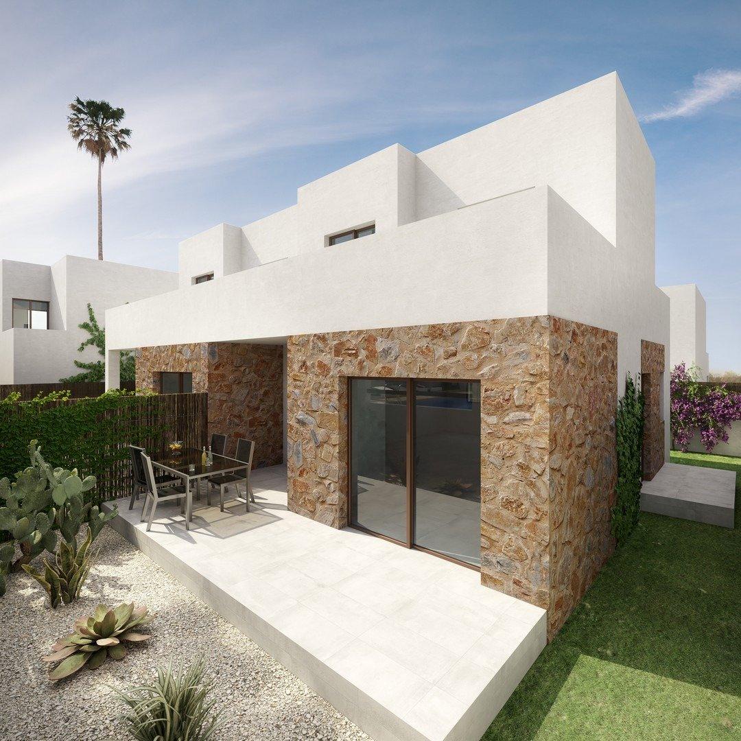 Nuevas villas pareadas e independientes en orihuela costa !!! - imagenInmueble14