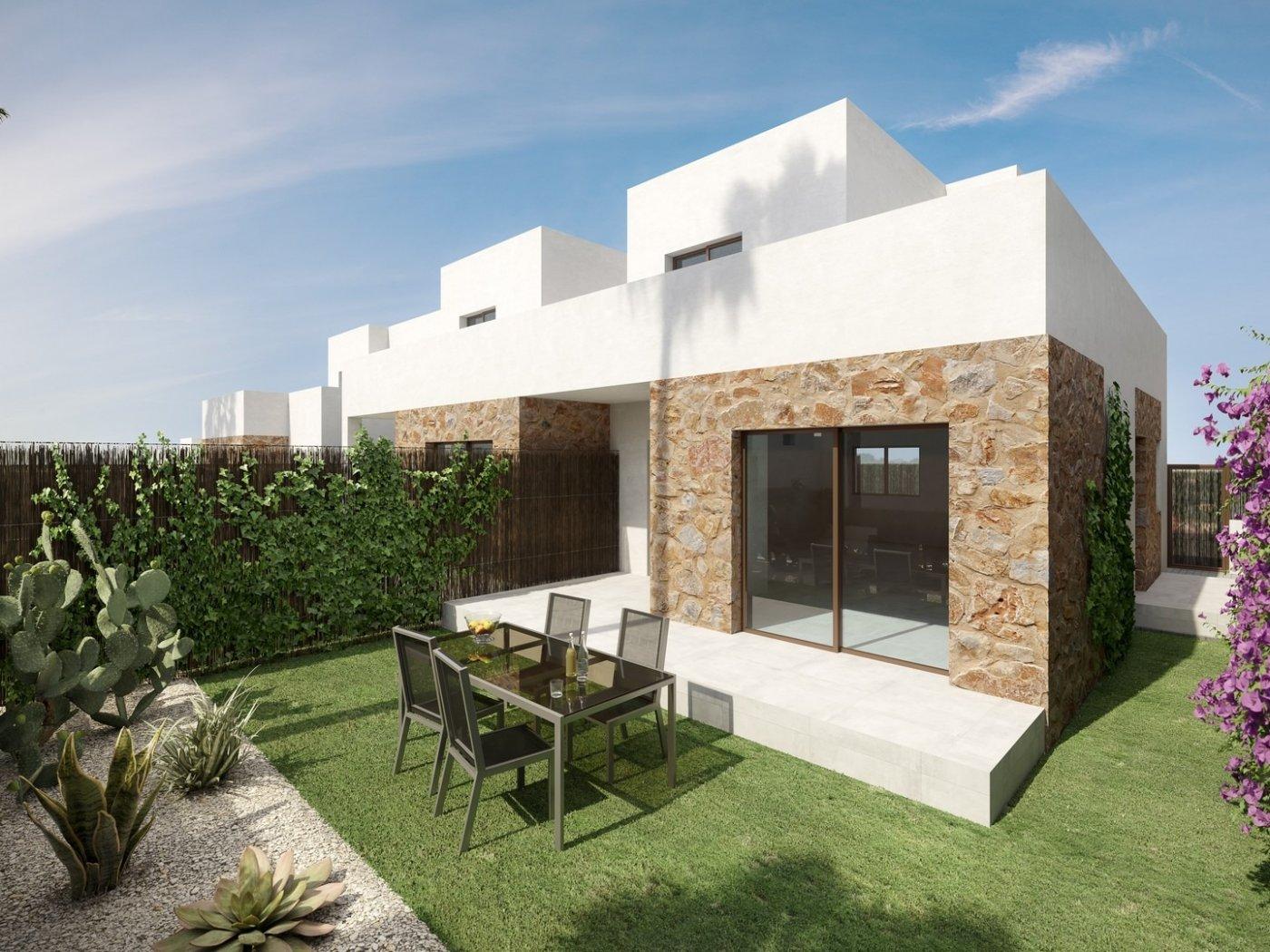 Nuevas villas pareadas e independientes en orihuela costa !!! - imagenInmueble1