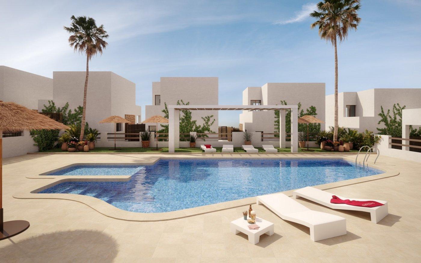 Nuevas villas pareadas e independientes en orihuela costa !!! - imagenInmueble2