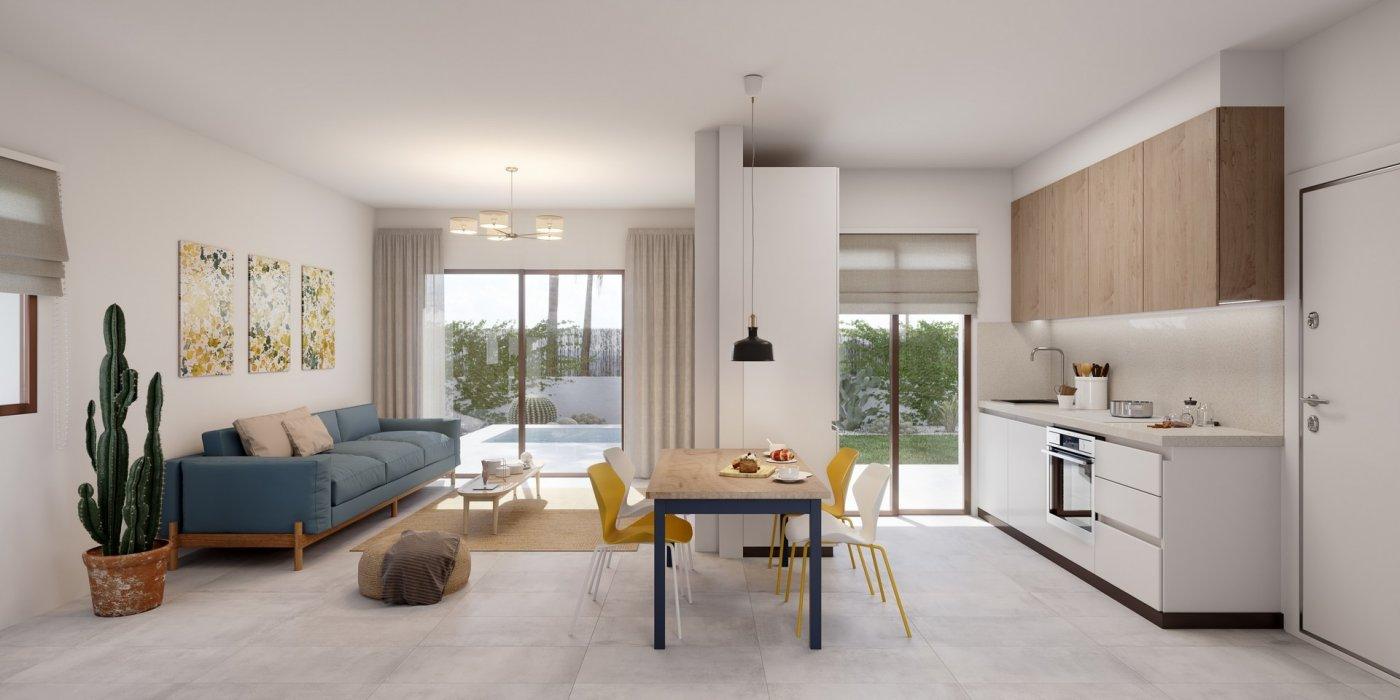 Nuevas villas pareadas e independientes en orihuela costa !!! - imagenInmueble3