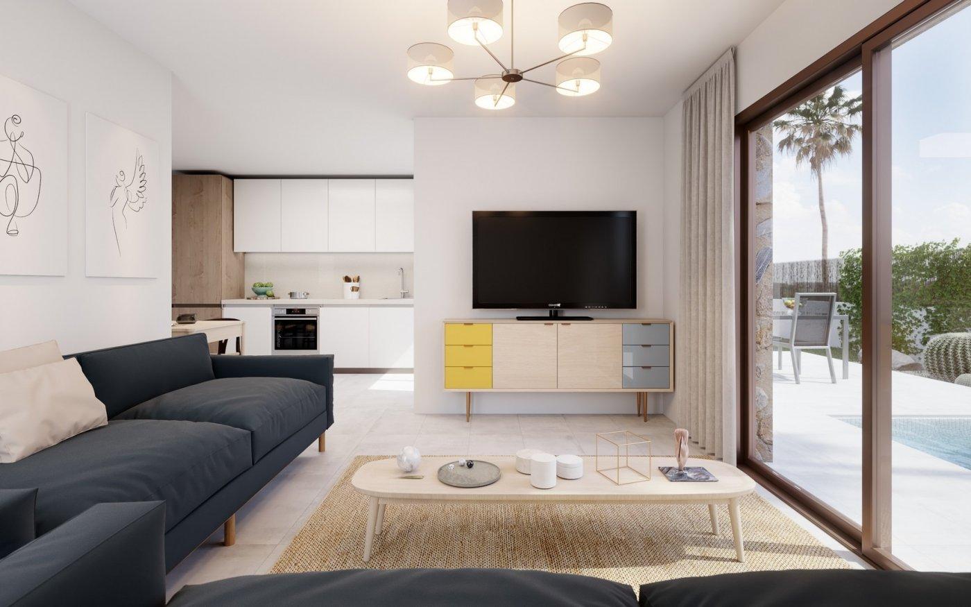 Nuevas villas pareadas e independientes en orihuela costa !!! - imagenInmueble4