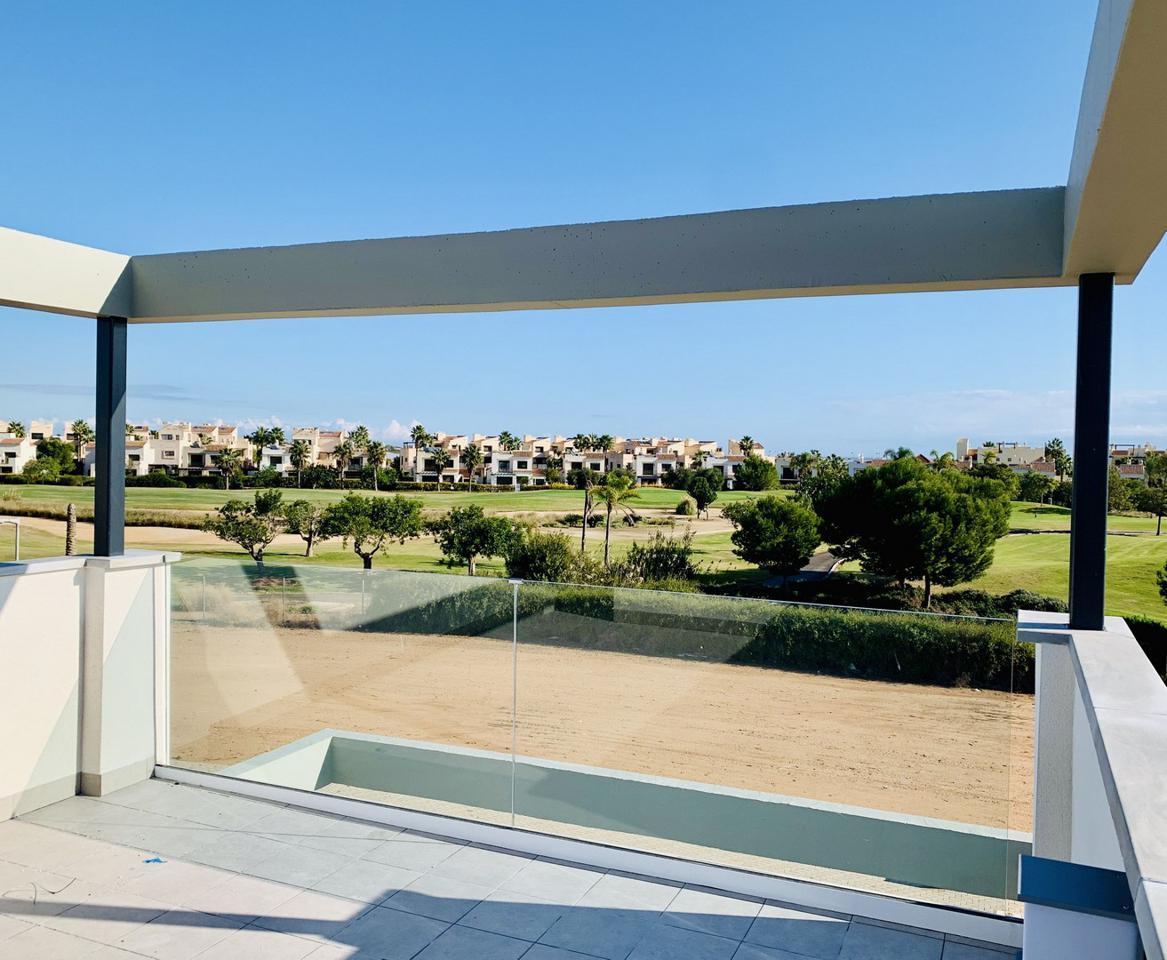 Complejo de lujo de 24 nuevas villas adosadas con piscina privada y plaza de aparcamiento - imagenInmueble0