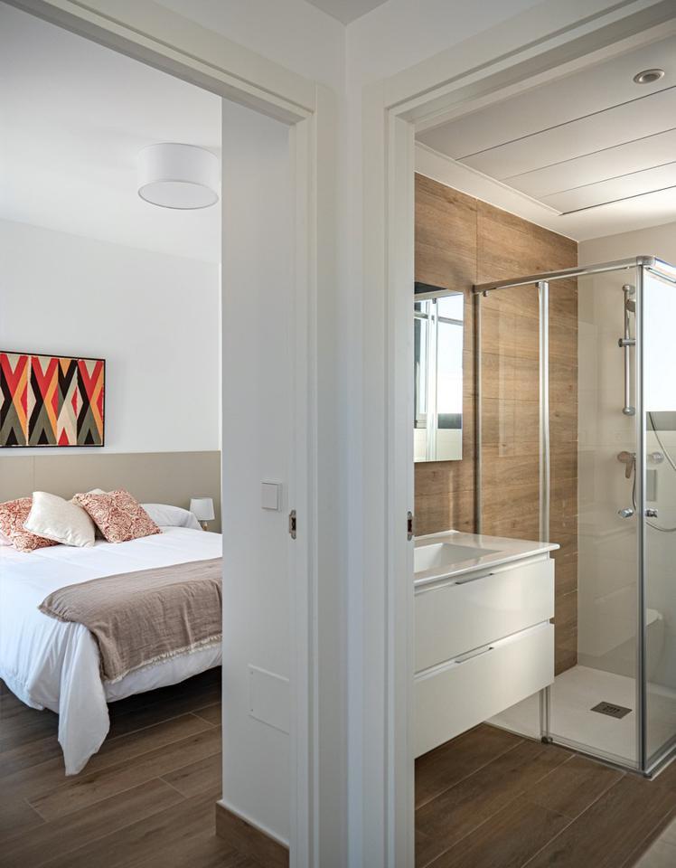 Complejo de lujo de 24 nuevas villas adosadas con piscina privada y plaza de aparcamiento - imagenInmueble18