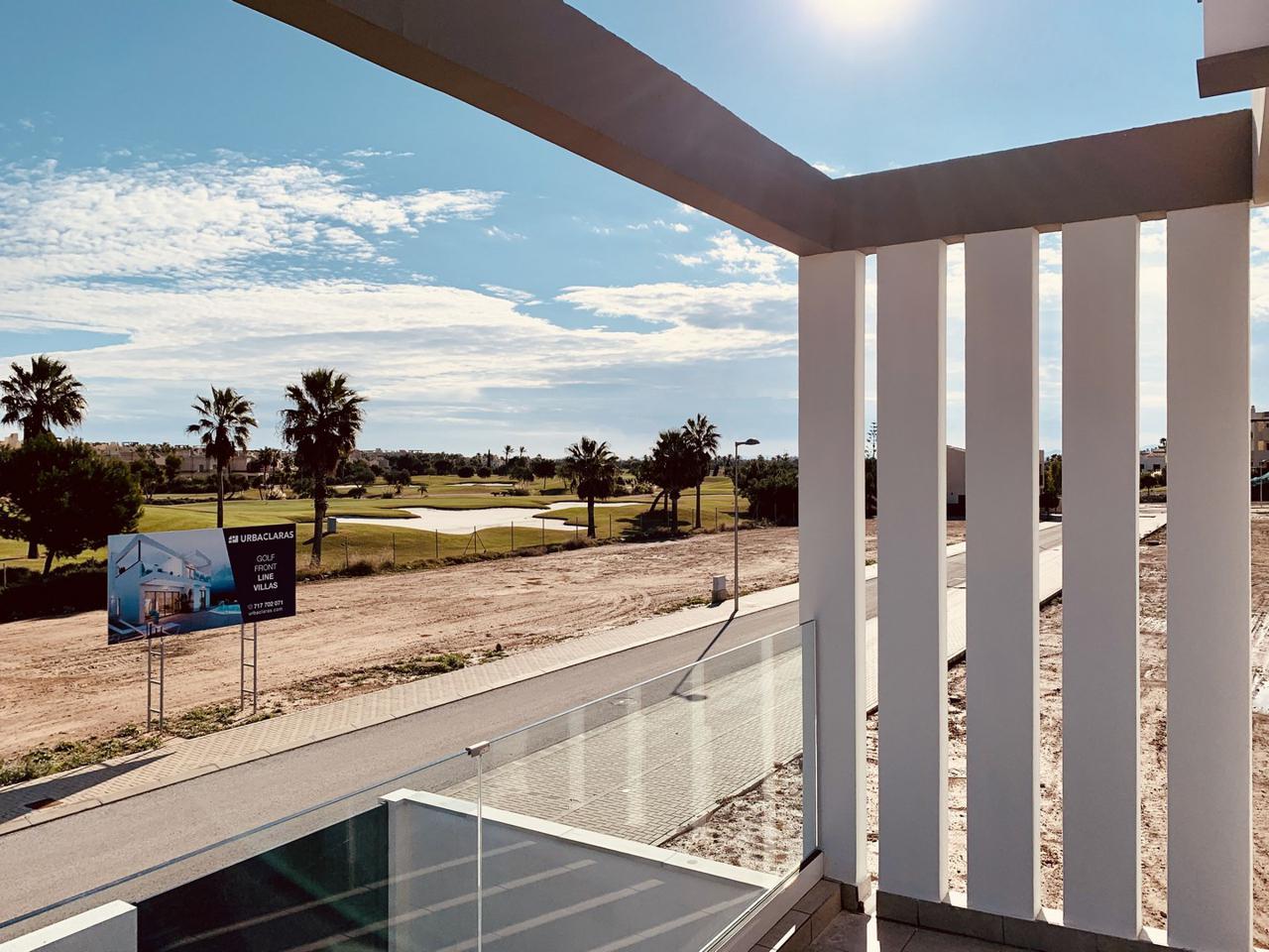 Complejo de lujo de 24 nuevas villas adosadas con piscina privada y plaza de aparcamiento - imagenInmueble4