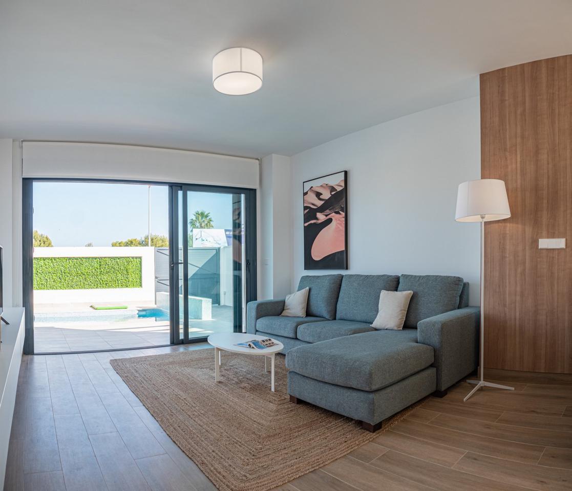 Complejo de lujo de 24 nuevas villas adosadas con piscina privada y plaza de aparcamiento - imagenInmueble5