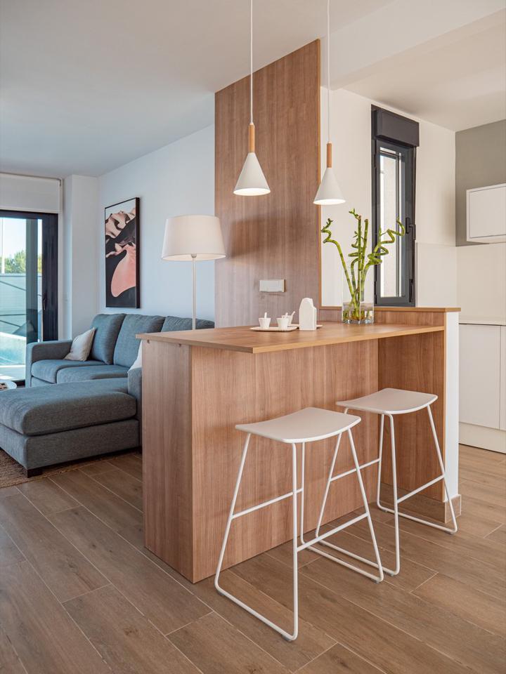 Complejo de lujo de 24 nuevas villas adosadas con piscina privada y plaza de aparcamiento - imagenInmueble6