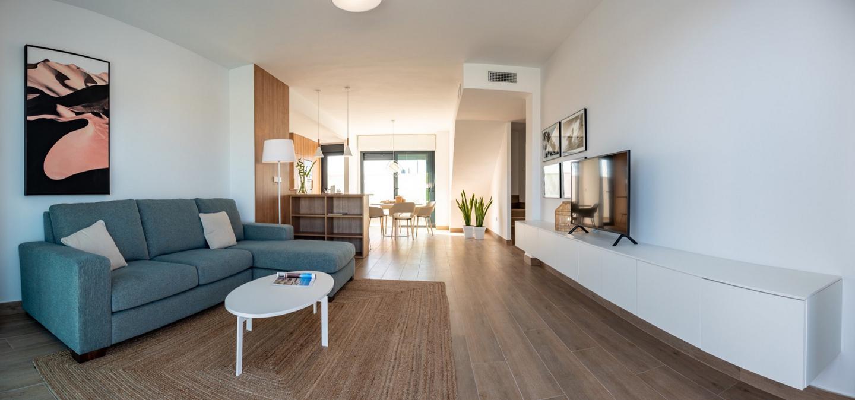Complejo de lujo de 24 nuevas villas adosadas con piscina privada y plaza de aparcamiento - imagenInmueble7