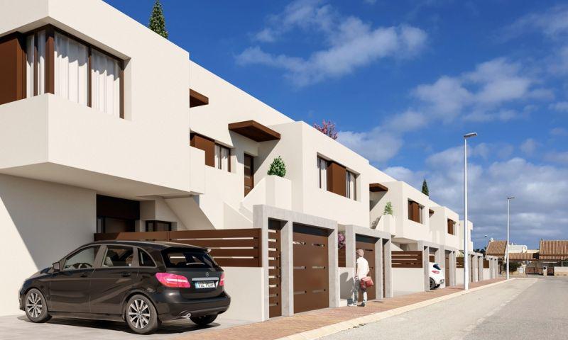 Residencial con bungalows con piscina comunitaria en san pedro del pinatar!!! - imagenInmueble4
