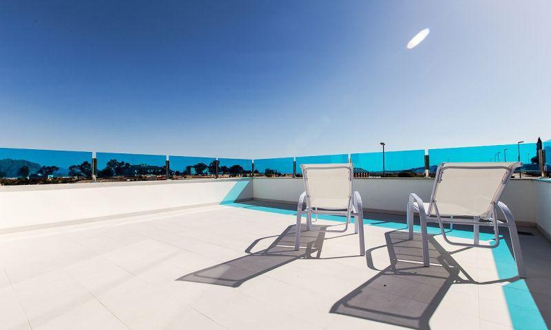 Villas de obra nueva en bigastro con piscina privada y solarium!!! - imagenInmueble22