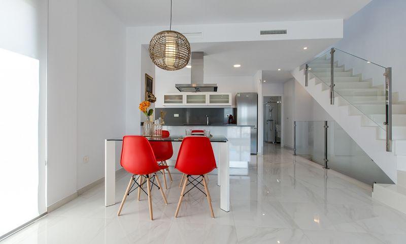 Villas de obra nueva en bigastro con piscina privada y solarium!!! - imagenInmueble5