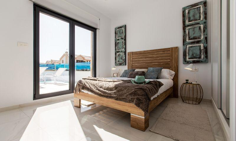 Villas de obra nueva en bigastro con piscina privada y solarium!!! - imagenInmueble8