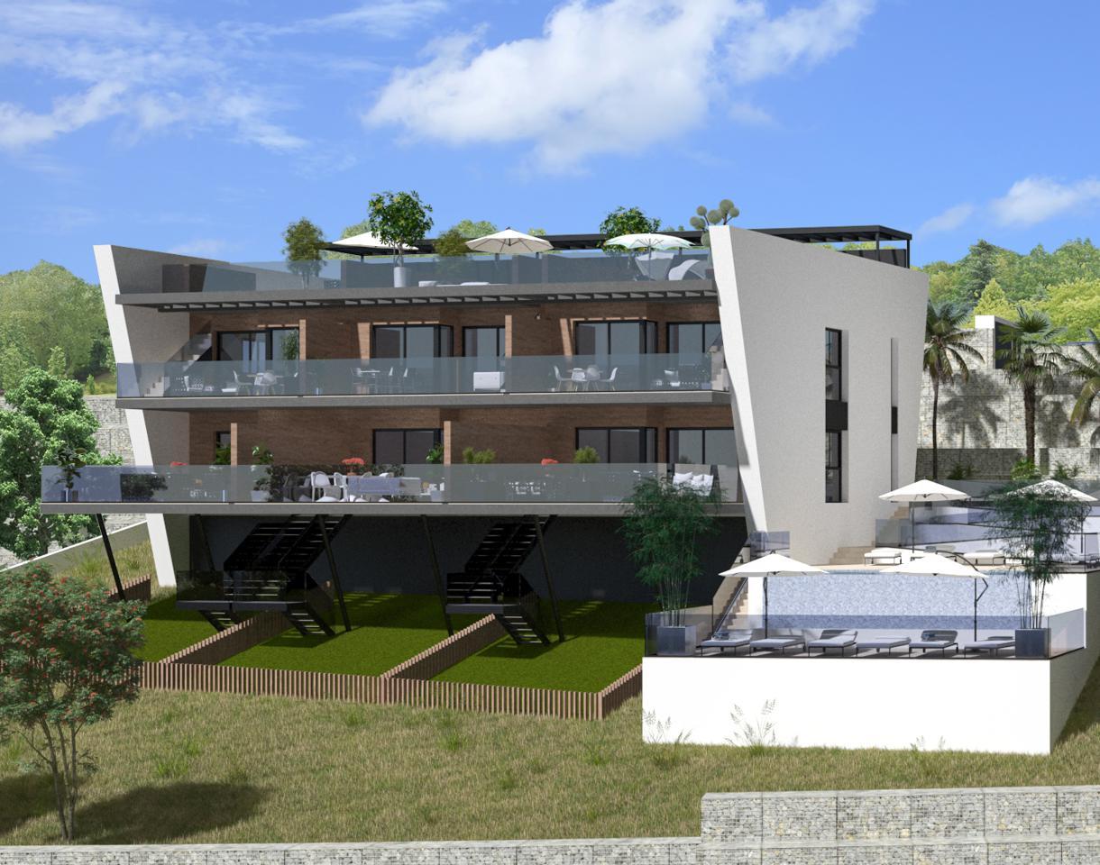 Venta de bungalow planta baja en finestrat - imagenInmueble0